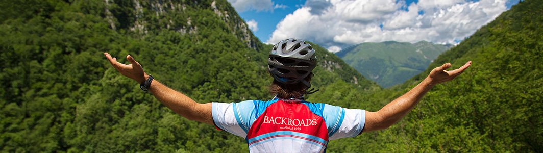 Backroads Biking, Walking and Hiking and Multisport trips